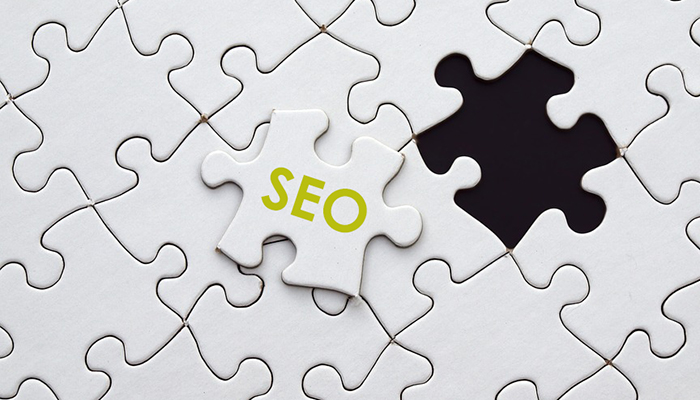 SEO is one piece of the marketing puzzle